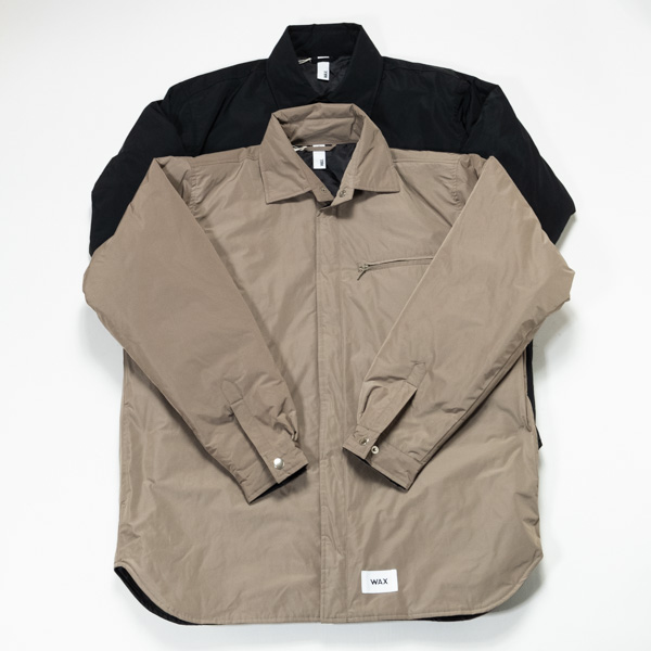 [THE HARD MAN] WAX SHIRTS STYLE JKT