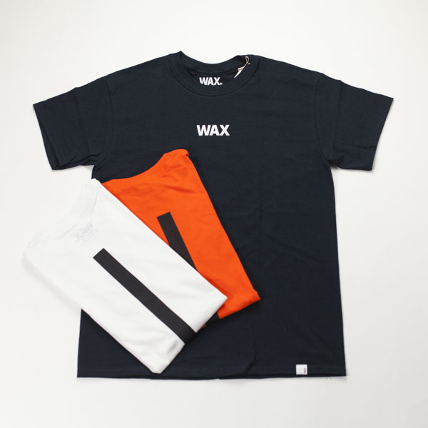 [THE HARD MAN] WAX basic S/S tee