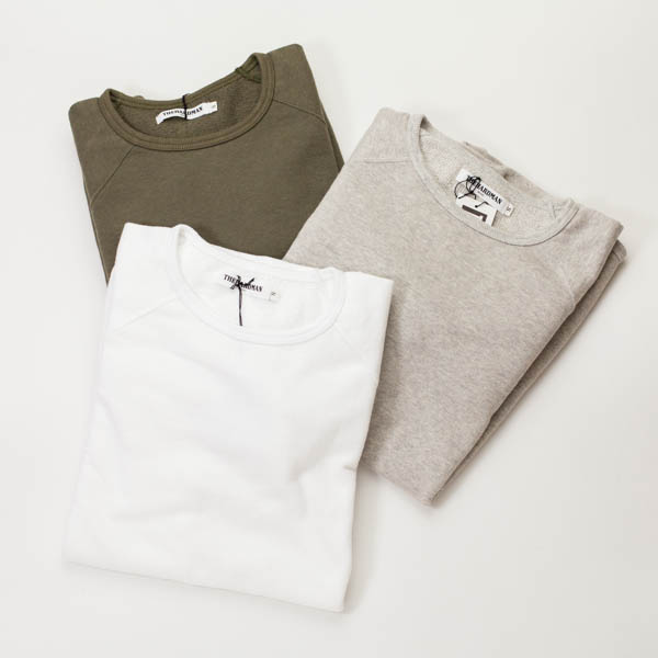 [THE HARD MAN] Vintage Cotton Sweat Shirts