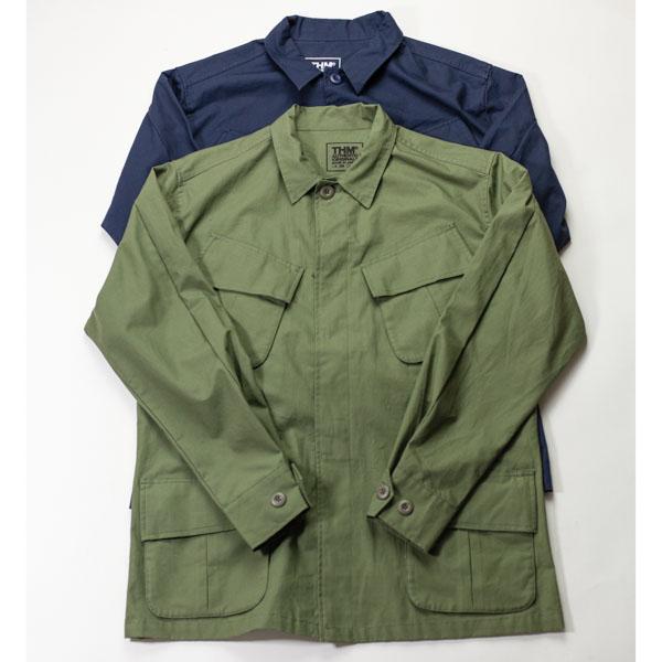 [THE HARD MAN] Fatigue jacket