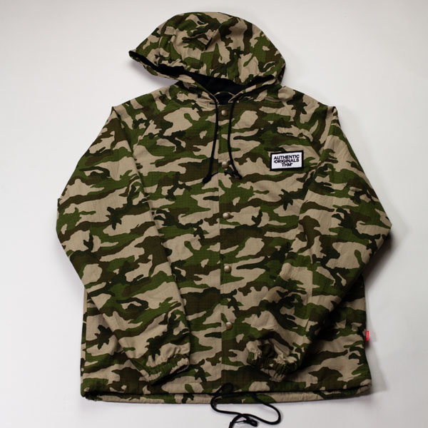 [THE HARD MAN] Lipstop hoodie jacket