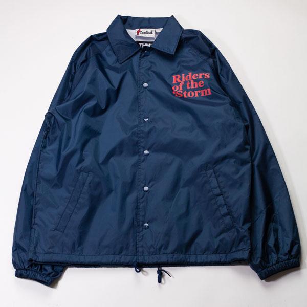 [THE HARD MAN] Design coach jacket