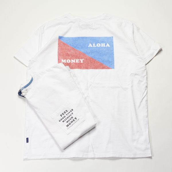 [TURN ME ON] ALOHA MONEY SS TEE