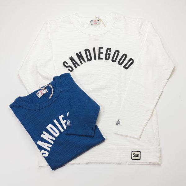 [UMI]  x South Swell Sandiegood  L/S TEE