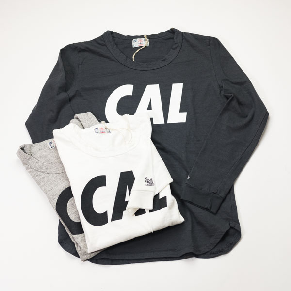 [UMI]  x South Swell CAL L/S TEE