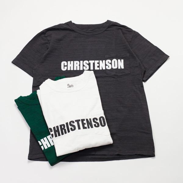 [CHRISTENSON SURFBOARDS] CHRISTENSON x SouthSwell TEE