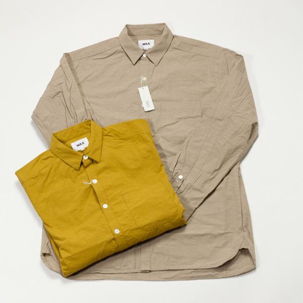 [THE HARD MAN] Autumn shirts