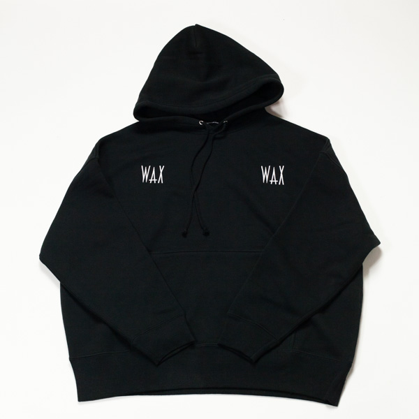 [THE HARD MAN] WAX WIDE CREW HOODIE
