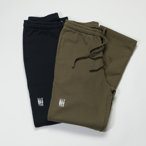 [THM] WAX Sweat track pants