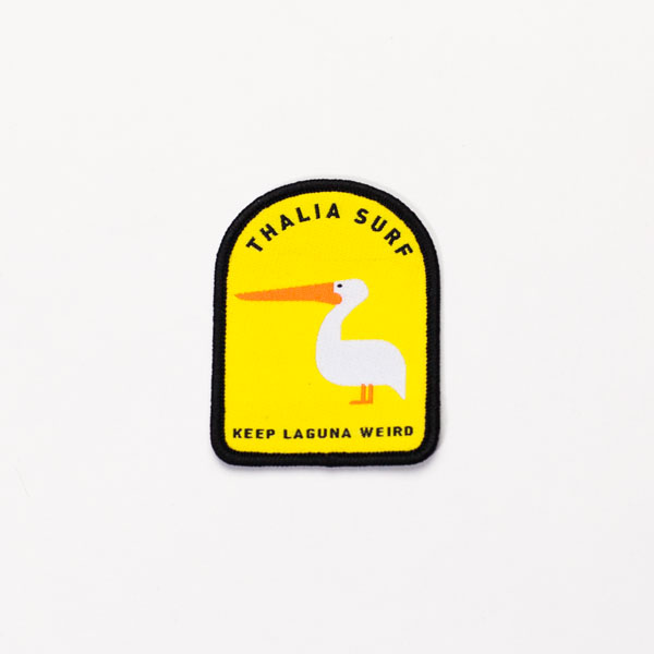 Patch / Pelican