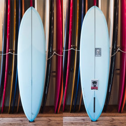 [CHRISTENSON SURFBOARDS] C-BUCKET 7'0""