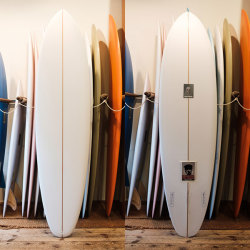 [CHRISTENSON SURFBOARDS] TWIN TRACKER 7'0