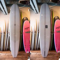 "[CHRISTENSON SURFBOARDS]  COLT 9'6"""