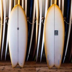 "[CHRISTENSON SURFBOARDS] MY CONAUT 5'7"""