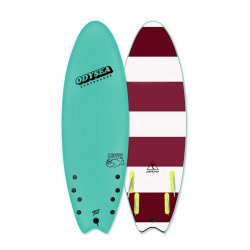 "[CATCH SURF] SKIPPER - QUAD - 5'6""- TURQUOISE18"