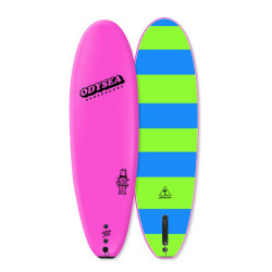 [CATCH SURF] ODYSEA PLANK 6.0 - HOT PINK