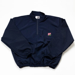 [THE HARD MAN] THM BAGGIES Half zip jacket