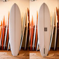 [CHRISTENSON SURFBOARDS] FLAT TRACKER 7'6""