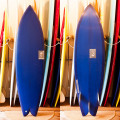 [CHRISTENSON SURFBOARDS] NAUTILUS 6'4""