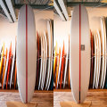 [CHRISTENSON SURFBOARDS] DEAD SLED 9'5""