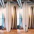 [CHRISTENSON SURFBOARDS] CALIFORNIA PIN 9'6