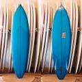 [CHRISTENSON SURFBOARDS] SOLITUDE(bonzer) 6'6