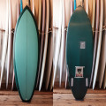 """[CHRISTENSON SURFBOARDS] LANE SPLITTER 5'10"""""""