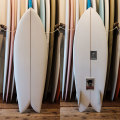 [CHRISTENSON SURFBOARDS] TWIN FISH  5'2