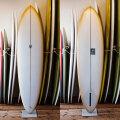 "[CHRISTENSON SURFBOARDS] C-BUCKET 7'2"""
