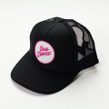 [TURN ON ME] DEAR SURFER CAP - BLACK