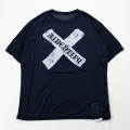[AIDENTIFY] X COOL MAX SUNGUARD TEE / NAVY