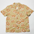 [BANKS] POLLEN S/S WOVEN SHIRTS