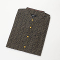[BANKS] DOTTY WOVEN SHIRT