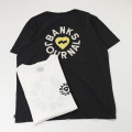 [BANKS] HEART RINGS TEE