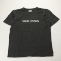 [BANKS] LABEL STAPLE TEE