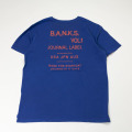 [BANKS] TUNE TEE TEE SHIRT