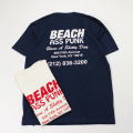 [BEACH ASS PUNK] 212 TEE