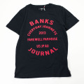 [BANKS] SUNFIELD TEE SHIRT