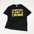 [BEACHED DAYS] BD CRIME TEE