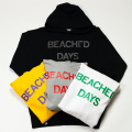 [BEACHED DAYS] BEACHED DAYS HOODIE