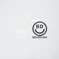 [ BEACHED DAYS ] BD SMILE STICKER