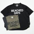 [BEACHED DAYS] MESH TEE