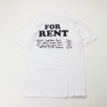 [CAPTAIN FIN Co.] FOR RENT S/S PRE TEE