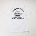 [CAPTAIN FIN Co.] TUNA BURGER S/S  PRE TEE