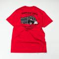 [CAPTAIN FIN Co.] ROACH COACH S/S PRE TEE