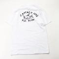 [CAPTAIN FIN Co.] FISH BURGER TEE
