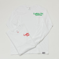 [CAPTAIN FIN Co.] EMBROIDERY L/S TEE