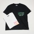 [CAPTAIN FIN Co.] TOKYO NEON POCKET TEE