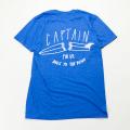[CAPTAIN FIN Co.] BROKEN BOARD S/S Pre TEE
