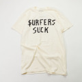 [CAPTAIN FIN Co.] SURFERS SUCK TEE